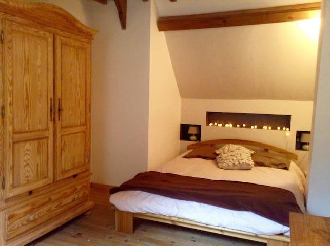 Très jolie chambre dans maison - Saint-Désir - Dům