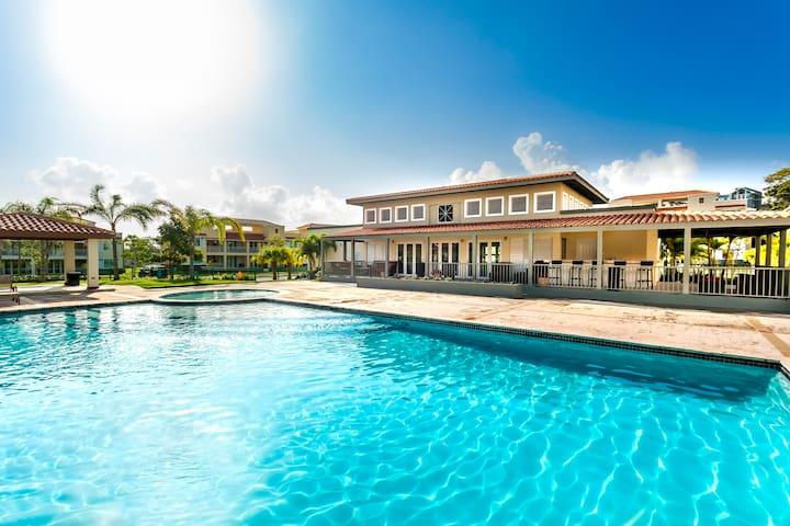 Private Rooftop with Grill | Pool | Villa Primera - Palmas del Mar - 公寓