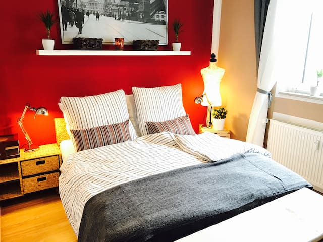 schönes Apartment mit Terrasse - Wuppertal - Bangalô
