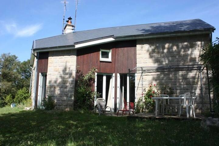 Maison Faux-la-Montagne - Faux-la-Montagne - Dom