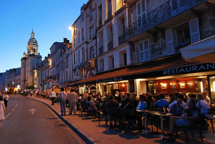 T2 de 60m2 au cœur du centre ville - La Rochelle - Daire