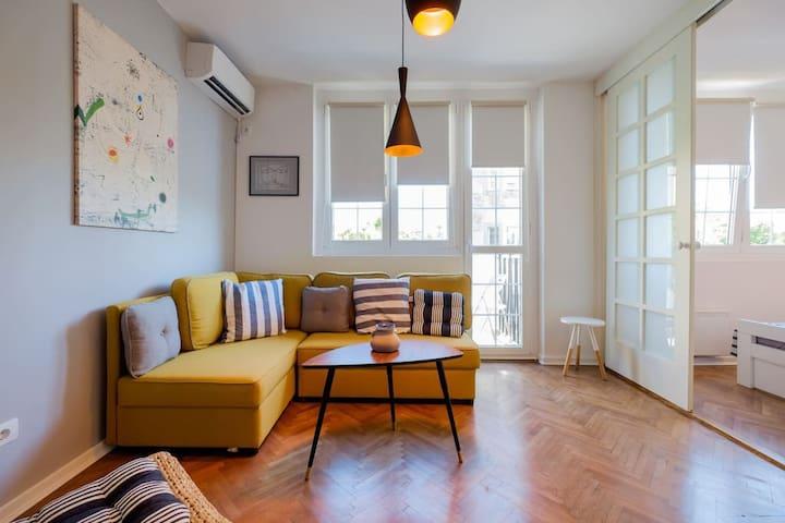 Apartment Sasha in the heart of Belgrade - Belgrad