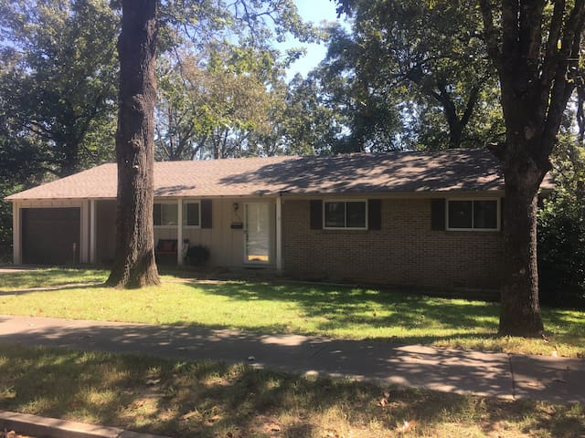 2 Bd home in safe convenient area - North Little Rock - Huis