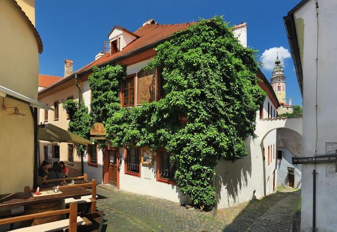 Castle View Apartments - Český Krumlov - Český Krumlov - Huis