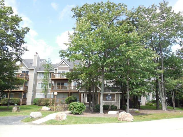 5307 Summit, Ski in Ski out, Central AC for summer - Somerset - Appartement en résidence