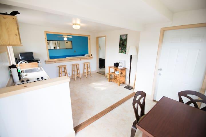 Beautiful Makai Hale - Kapaa - Huis