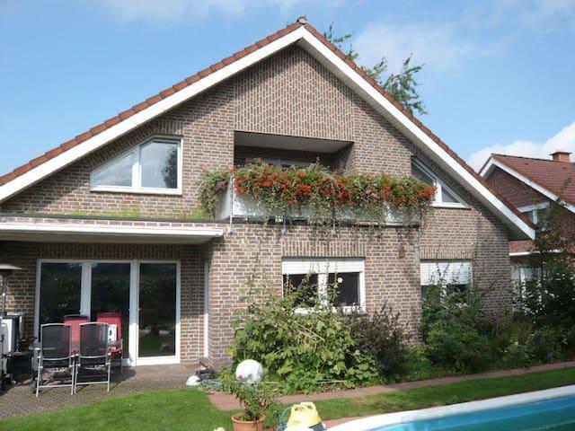 Ferienwohnung Drüe - Sassenberg - Lägenhet