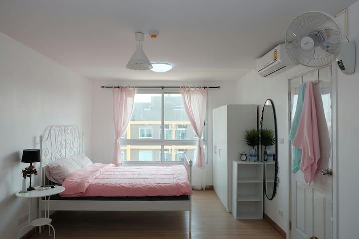 Cosy Room near Don Muang Airport - 曼谷 - 公寓
