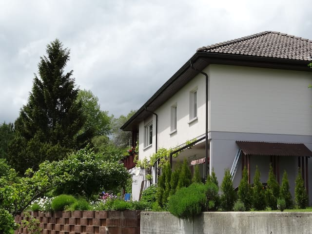 Studio-Appartement - Farnern - Ortak mülk