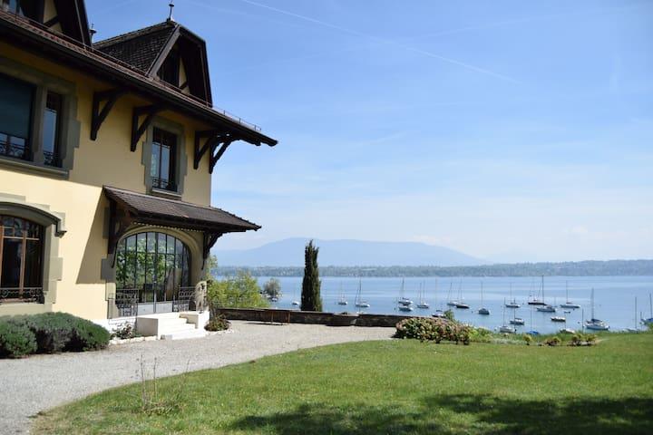 Villa on Lake Geneva - Genthod - Vila