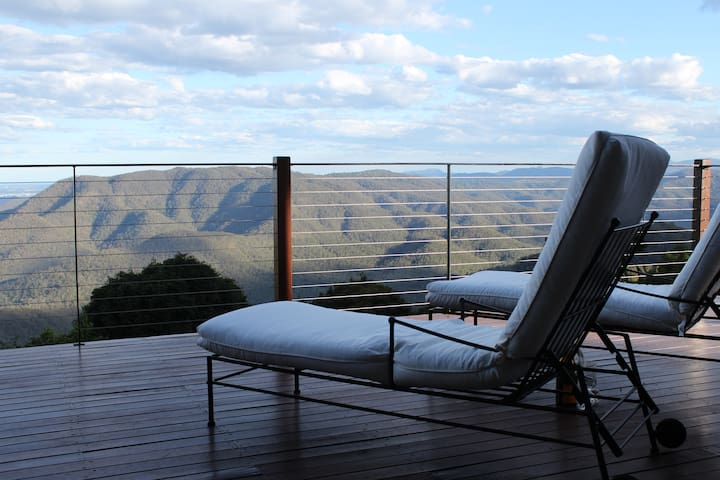 EXHALE 1: Spectacular Views on the Mountain's Edge - Tamborine Mountain - Квартира
