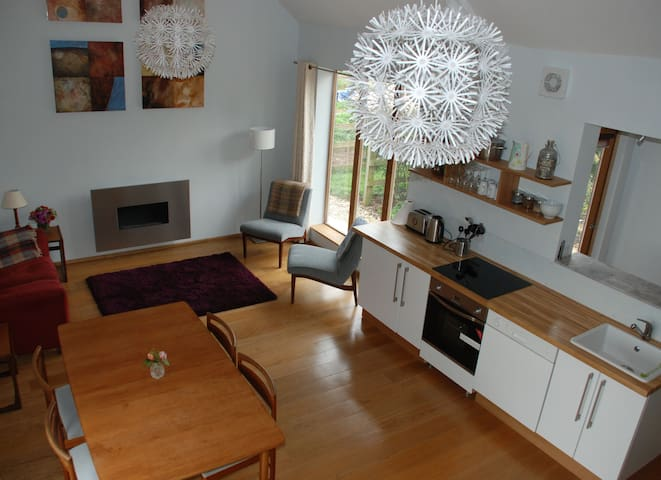 Field End Contemporary rural space - Swerford - Cabane