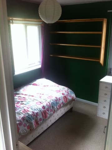sgle room in the quirky Totnes - Totnes - Ev