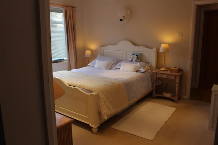 Apartment with own entrance & terrace on West Hill - Hastings - Appartement