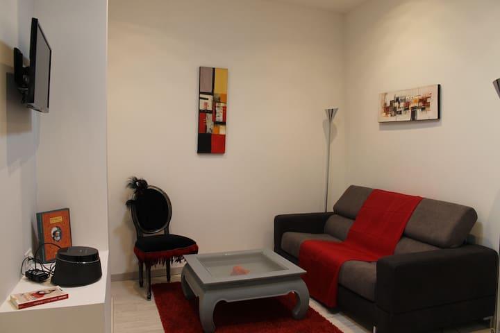 Appartement Fleurette - Nérac - Departamento
