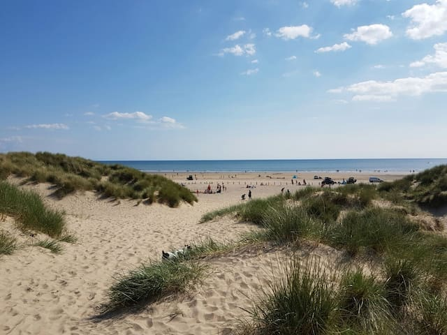 Superb holiday home - next to beach - Gwynedd - Semesterboende