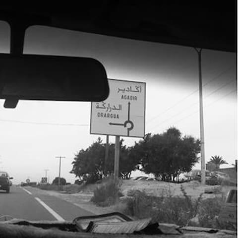 Drarga, Agadir, Maroc - Agadir