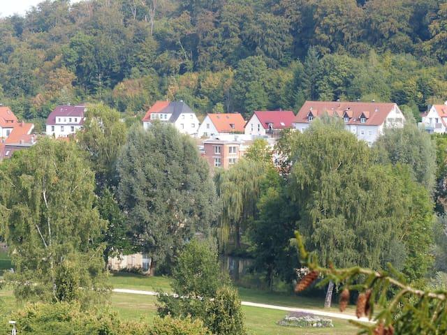 Panoramaweg - stadtnahe, ruhige Oase - Heidenheim an der Brenz - Departamento