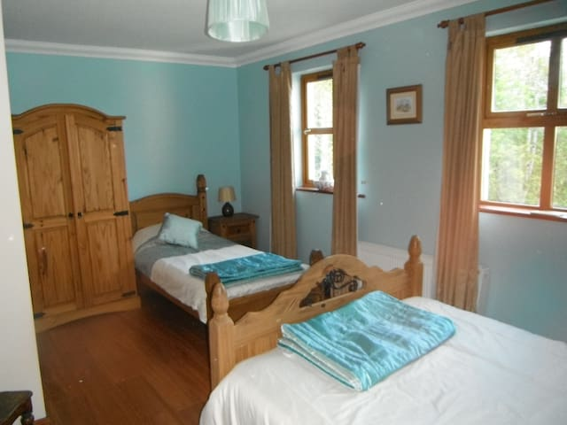 Banada stables blue room - tubbercurry - Bed & Breakfast