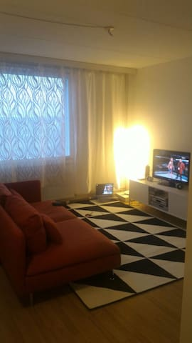 Cozy studio apartment,, - Espoo