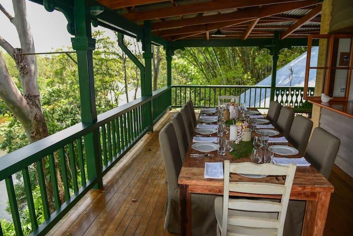 Grand Barron Lodge - Victoria suite - Kuranda