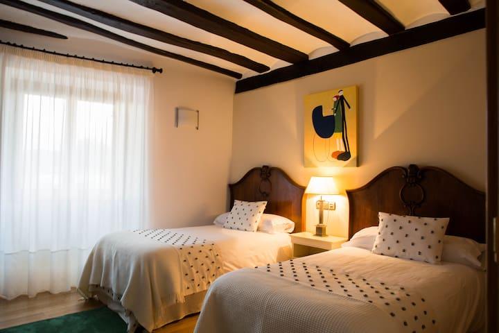 Estancia Ambarina (Casa la Cadena) - Asiáin - Bed & Breakfast