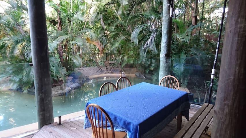 guest room with garden and pool - Killaloe - Talo