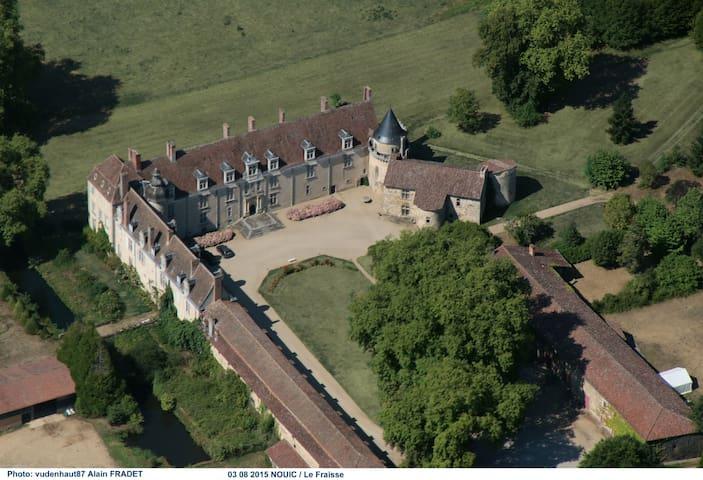 Château du Fraisse - Nouic - Kastély