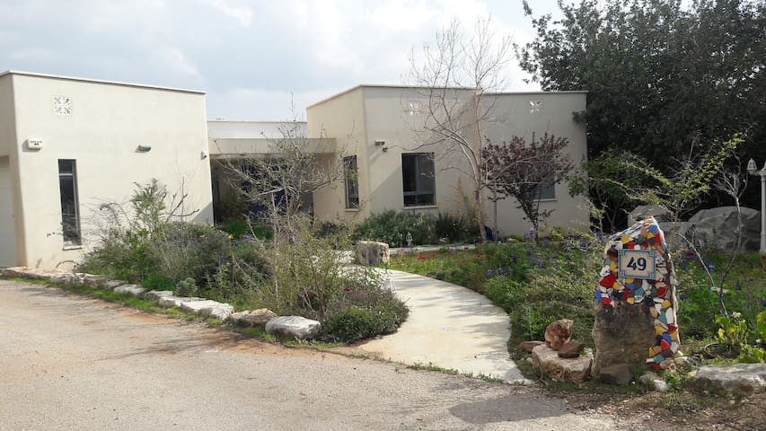 Heart-Lifting villa in the middle of Galilee - Yuvalim - Vila