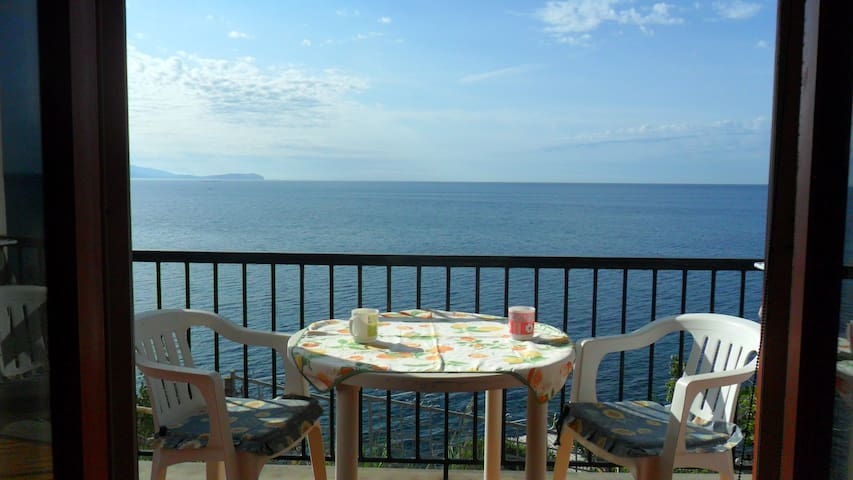 The nest on the sea - Pioppi - Villa