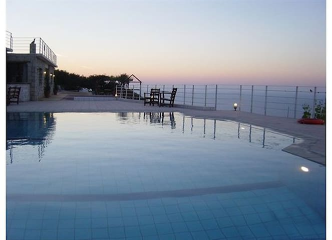 Apartments | Swimming pool & View - Agia Pelagia - 公寓