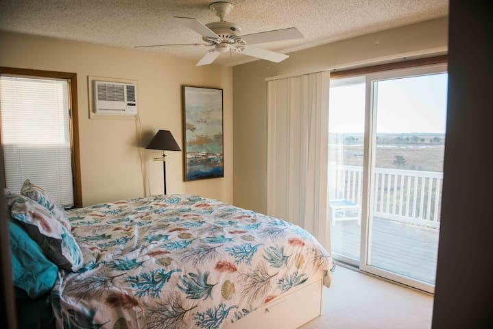 Amazing views from Pet Friendly Southend Condo - Ocean City - Rumah