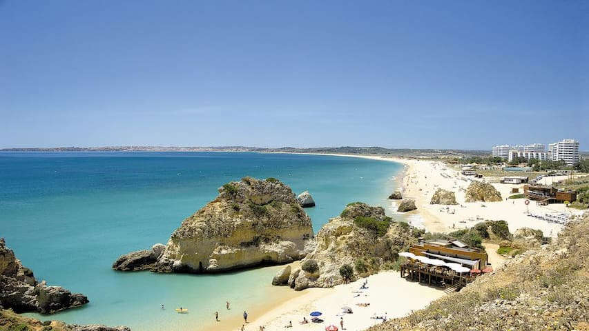 Great location on Alvor beachfront - Alvor - Huoneisto