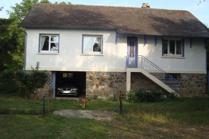 maisons campagne a une heure de pa - Saint-Lubin-de-la-Haye