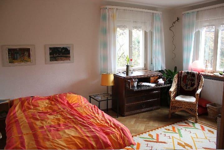 Green Oasis only 15 min. to Center  - Röthenbach an der Pegnitz - Bed & Breakfast