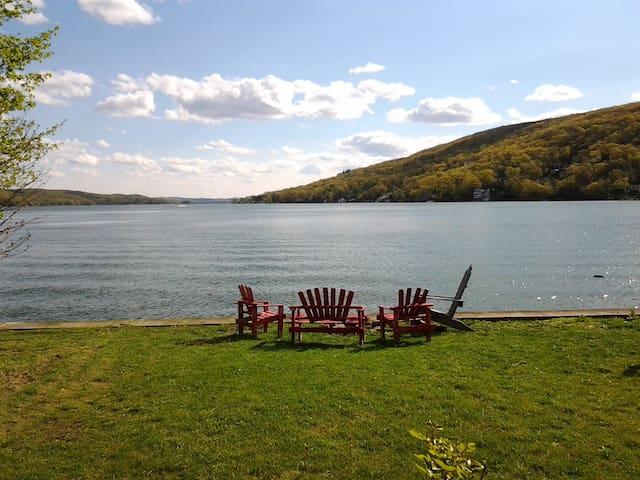 Lakefront Home Greenwood Lake - Greenwood Lake - Ev