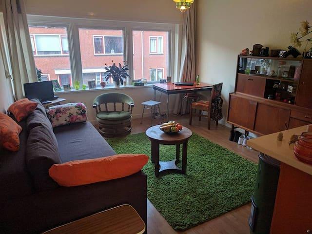 Appartement Leeuwarden centrum, - Leeuwarden - Ev