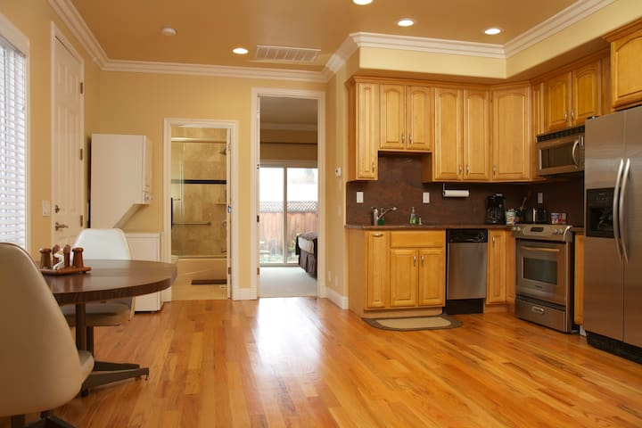 Luxurious & Quiet Home near Main St, Cupertino - Cupertino - Appartement