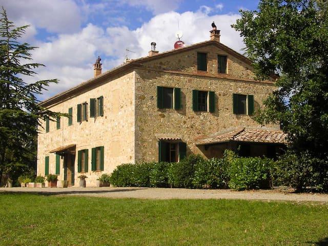 Podere Santa Cecilia - Province of Siena - Villa