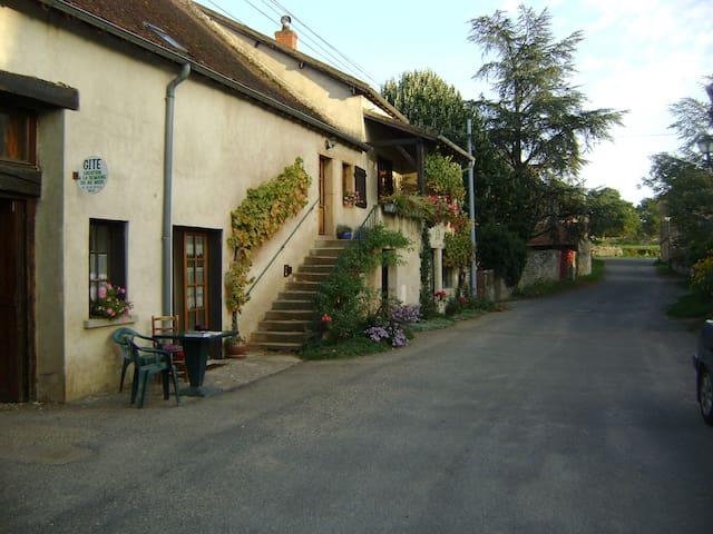 Gite Paysan BOUILLIN - Saint-Gengoux-le-National - Lägenhet