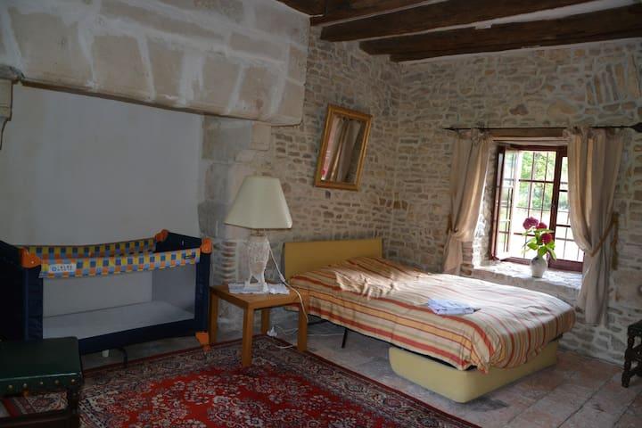 Château de l'Isle Mauvières - Mauvières