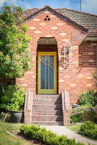 The Yellow Door Guesthouse - 巴瑟斯特(Bathurst)