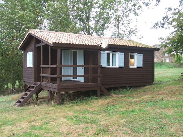 Nightingales cute, quiet cabin - Mirandol-Bourgnounac