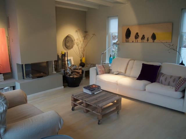 Charming, authentic family house near Amsterdam - Aalsmeer - Haus