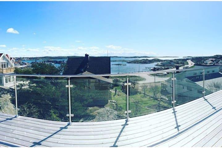 Njut av Göteborgs skärgård på vackra Hälsö! - Öckerö - Huis