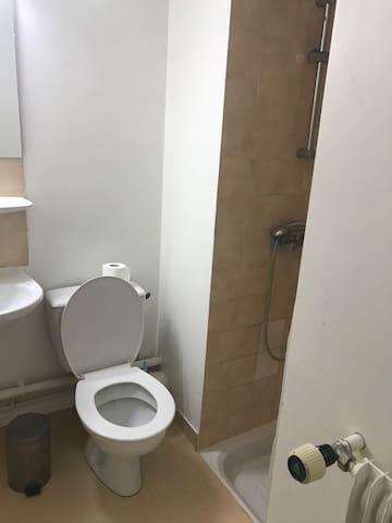 Individual Chambre - Évry