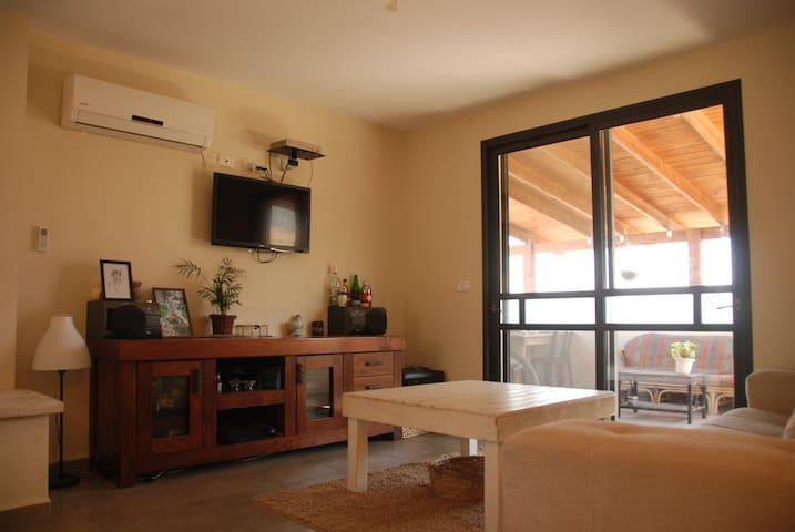 Pretty apartment that feels like Home - Qiryat Shemona - Appartement