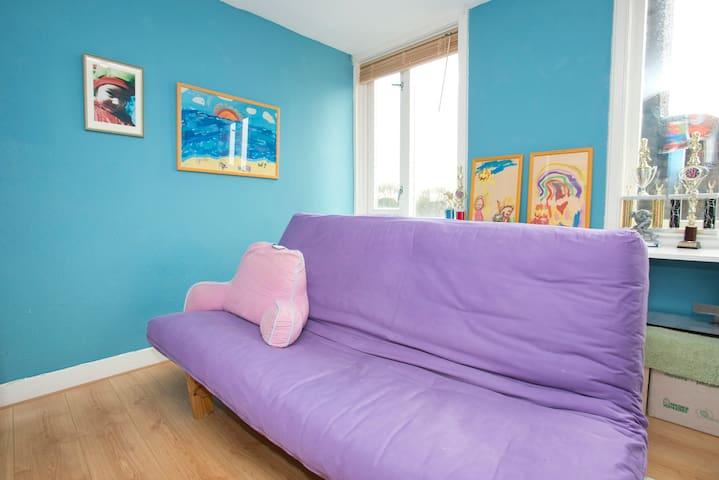 Amsterdam-Zuid:  Great loft bedroom - Amsterdam - Loft