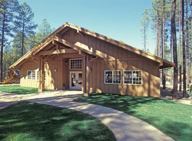 Arizona-Pinetop Resort 1 Bdrm Condo - Pinetop-Lakeside - Villa