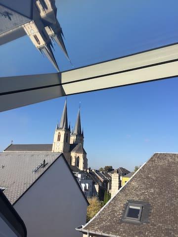 Welcome to Luxury Penthouse - Esch-sur-Alzette - Appartement